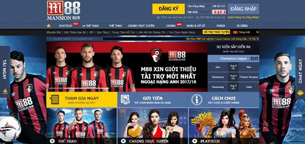 M88 Msports Information That You Should Know Before Taking A Bet
