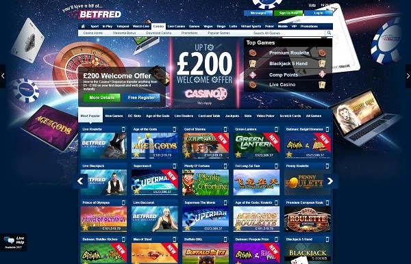 How To Bet On Betfred Football Betting