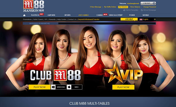 Introducing M88 Bookie And Online Casino At M88
