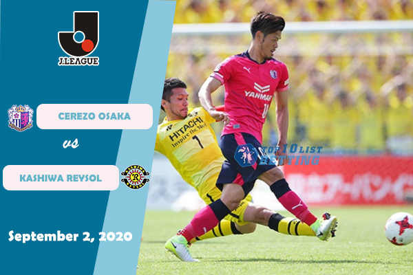 Cerezo Osaka Vs Kashiwa Reysol Prediction J League 09 02