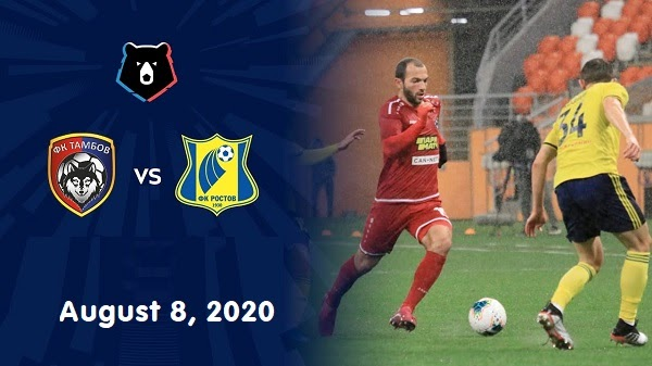FC Tambov vs Rostov Prediction