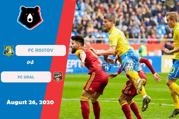 FK Rostov vs FC Ural prediction