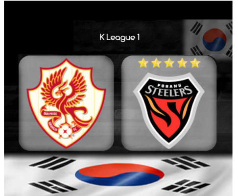 Pohang Steelers vs Gwangju FC prediction