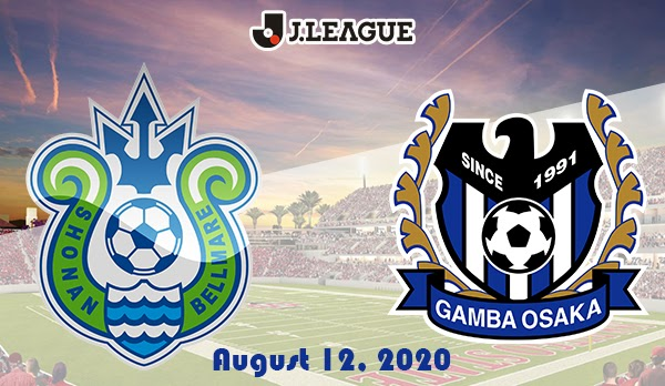 Shonan Bellmare Vs Gamba Osaka Prediction J League 08 12