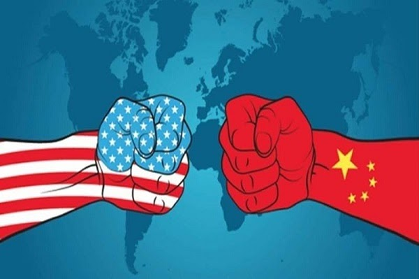 US vs China relations
