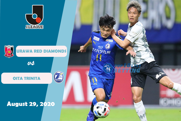 Urawa Red Diamonds Vs Oita Trinita Prediction J League 08 29