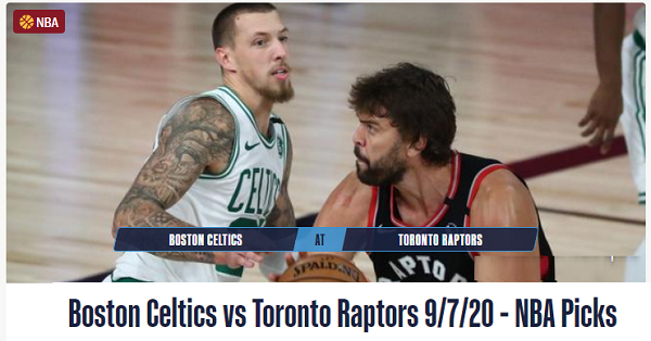 Boston Celtics vs Toronto Raptors Prediction