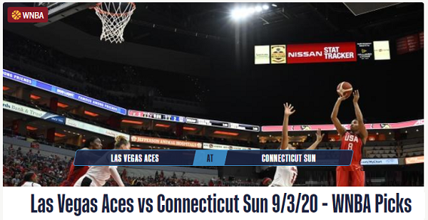 Connecticut Sun vs Las Vegas Aces Prediction