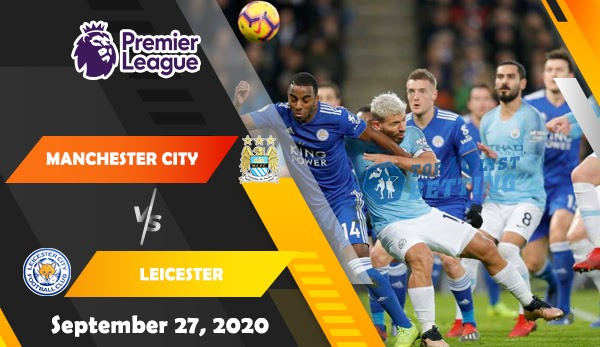 Manchester City vs Leicester Prediction