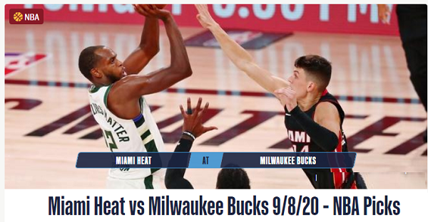 Miami Heat vs Milwaukee Bucks Prediction
