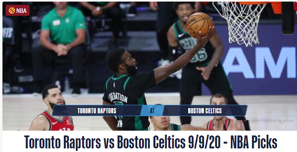 Toronto Raptors vs Boston Celtics Prediction