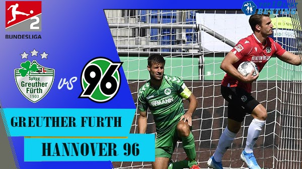Greuther Furth vs Hannover 96 Prediction