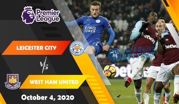 Leicester City vs West Ham United Prediction