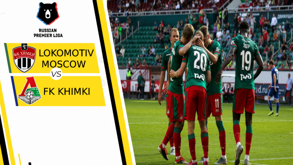 Lokomotiv Moscow vs Khimki Prediction