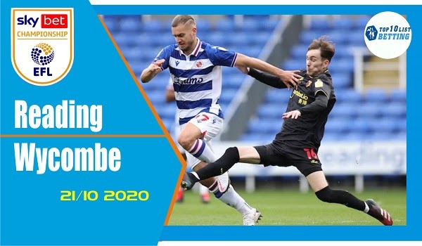 Reading vs Wycombe Wanderers Prediction
