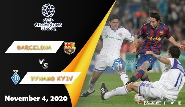 Barcelona vs Dynamo Kyiv Prediction