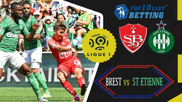 Brest vs Saint Etiennen Prediction