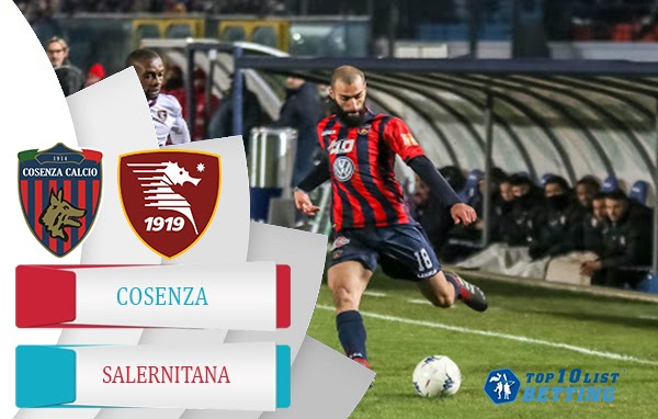 Cosenza vs Salernitana Prediction