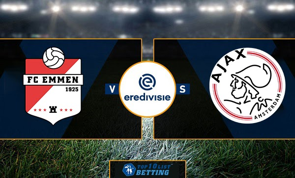 Emmen vs AFC Ajax Prediction