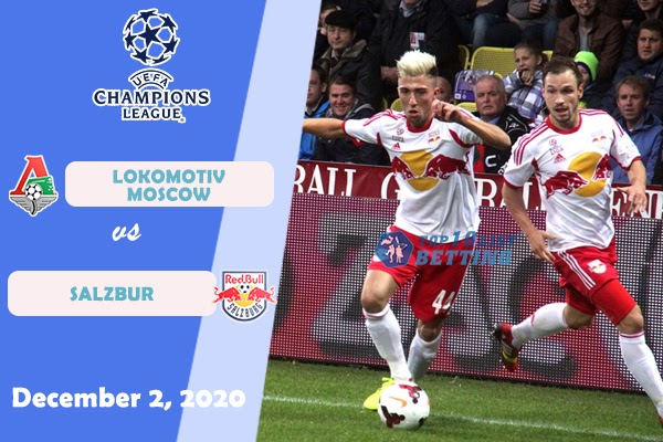 Lokomotiv Moscow vs Salzburg Prediction