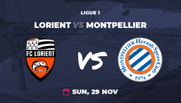 Lorient vs Montpellier Prediction