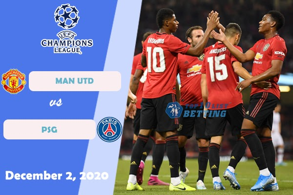 Manchester United vs PSG Prediction