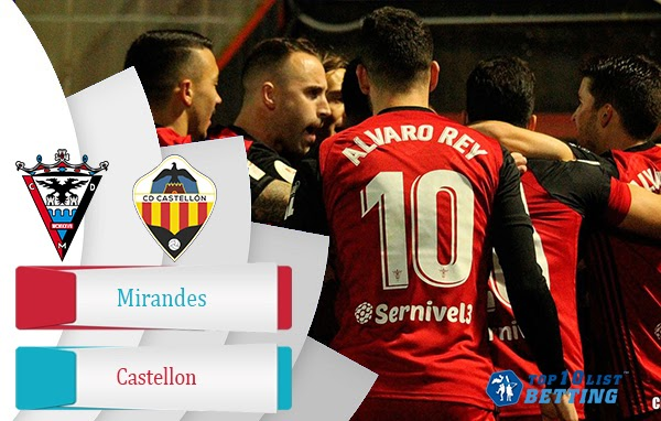 Mirandes vs Castellon Prediction