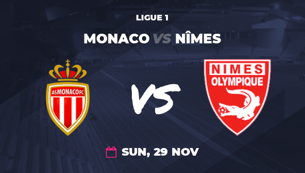 Monaco vs Nîmes Prediction