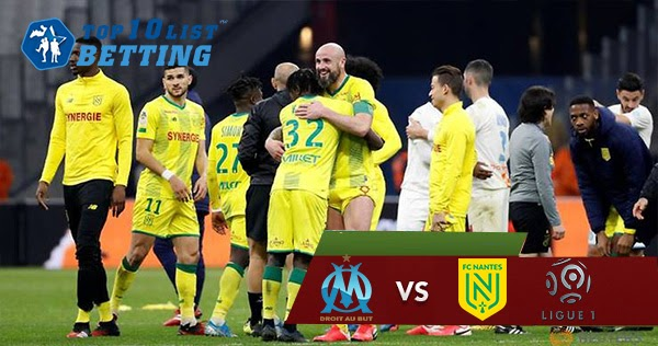 Olympique Marseille vs Nantes Prediction