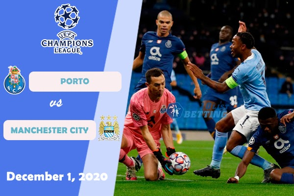 Porto vs Manchester City Prediction