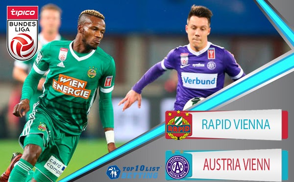 Rapid Wien vs Austria Wien Prediction