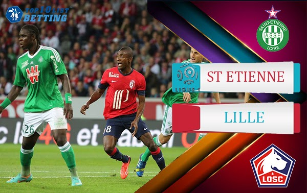 Saint-Etienne vs Lille Prediction