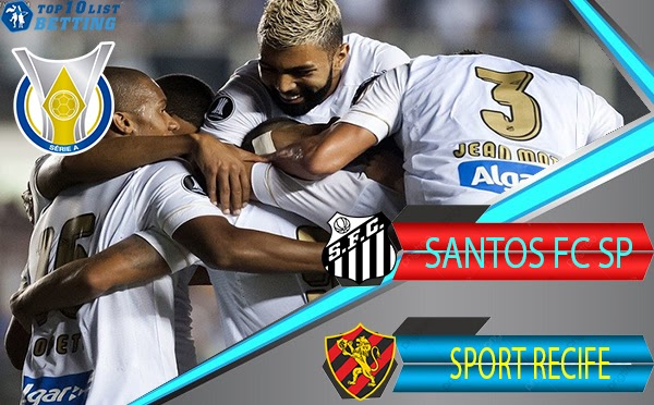 Santos vs Sport Club Recife Prediction