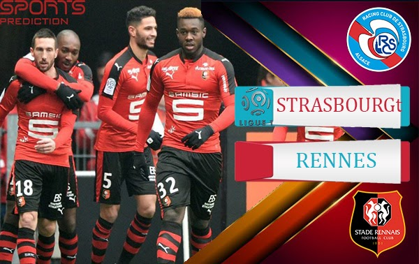 Strasbourg vs Rennes Prediction