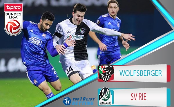 Wolfsberger AC vs SV Ried Prediction
