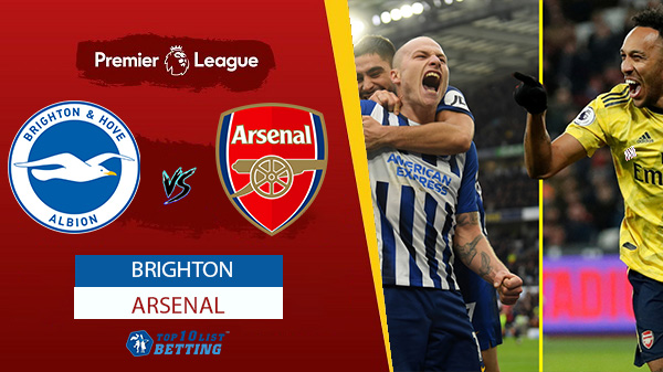 Brighton vs Arsenal Prediction | 2020/12/29 | EPL