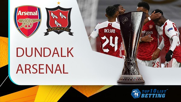 Dundalk vs Arsenal Prediction