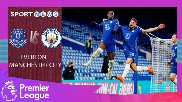 Everton vs Manchester City 3