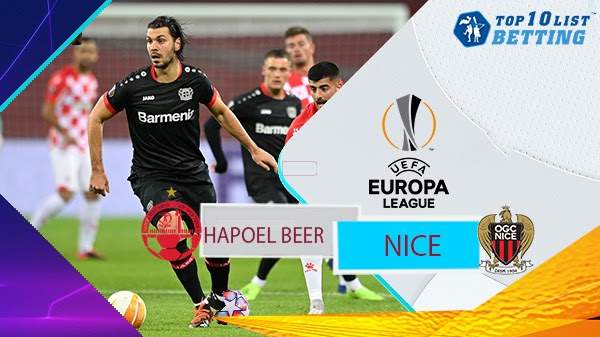 Hapoel Be'er Sheva vs Nice Prediction