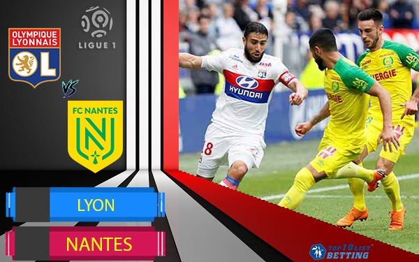 nantes vs lyon betting