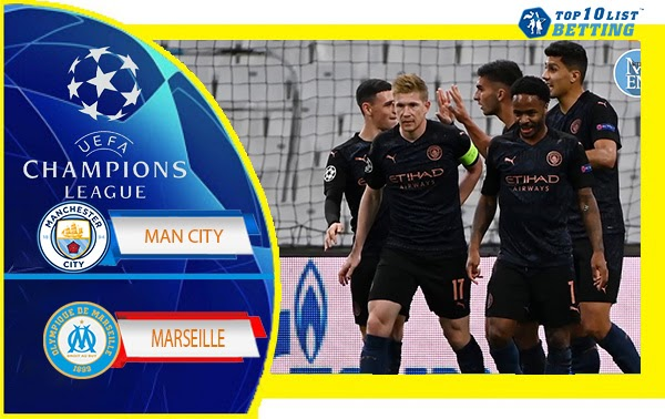 Manchester City vs Olympique Marseille Prediction