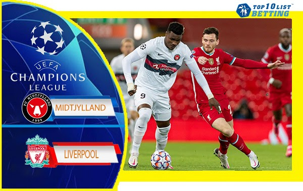 Midtjylland vs Liverpool Prediction