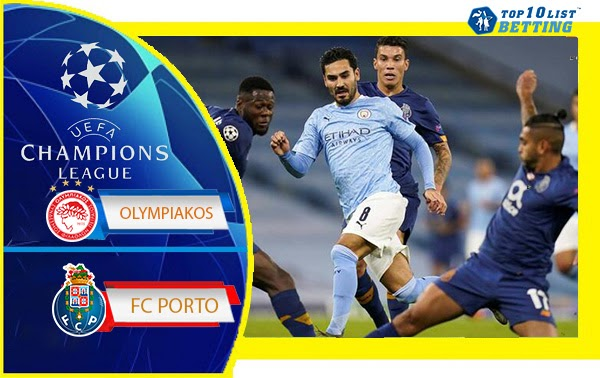 Olympiakos Piraeus vs Porto Prediction