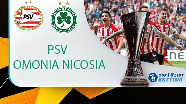 PSV vs Omonia Nicosia Prediction