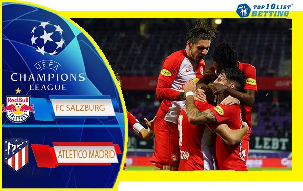 RB Salzburg vs Atletico Madrid Prediction