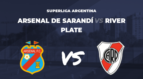 River Plate vs Arsenal de Sarandi Prediction