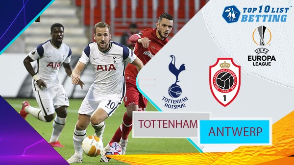 Tottenham Hotspur vs Antwerp Prediction