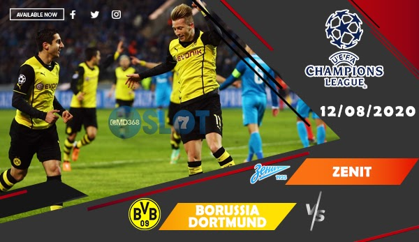 Zenit vs Borussia Dortmund Prediction