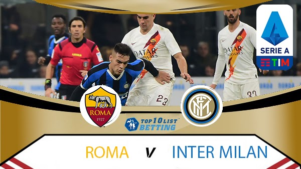 AS Roma vs Inter Milan Prediction