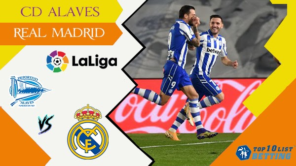 Alaves vs Real Madrid Prediction